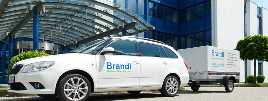 Brandl Gebäudemanagement GmbH München