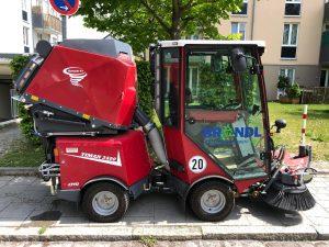 Gerätevermietung - Brandl Gebäudemanagement GmbH München