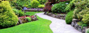 Gartenarbeit und Grünanlagenpflege